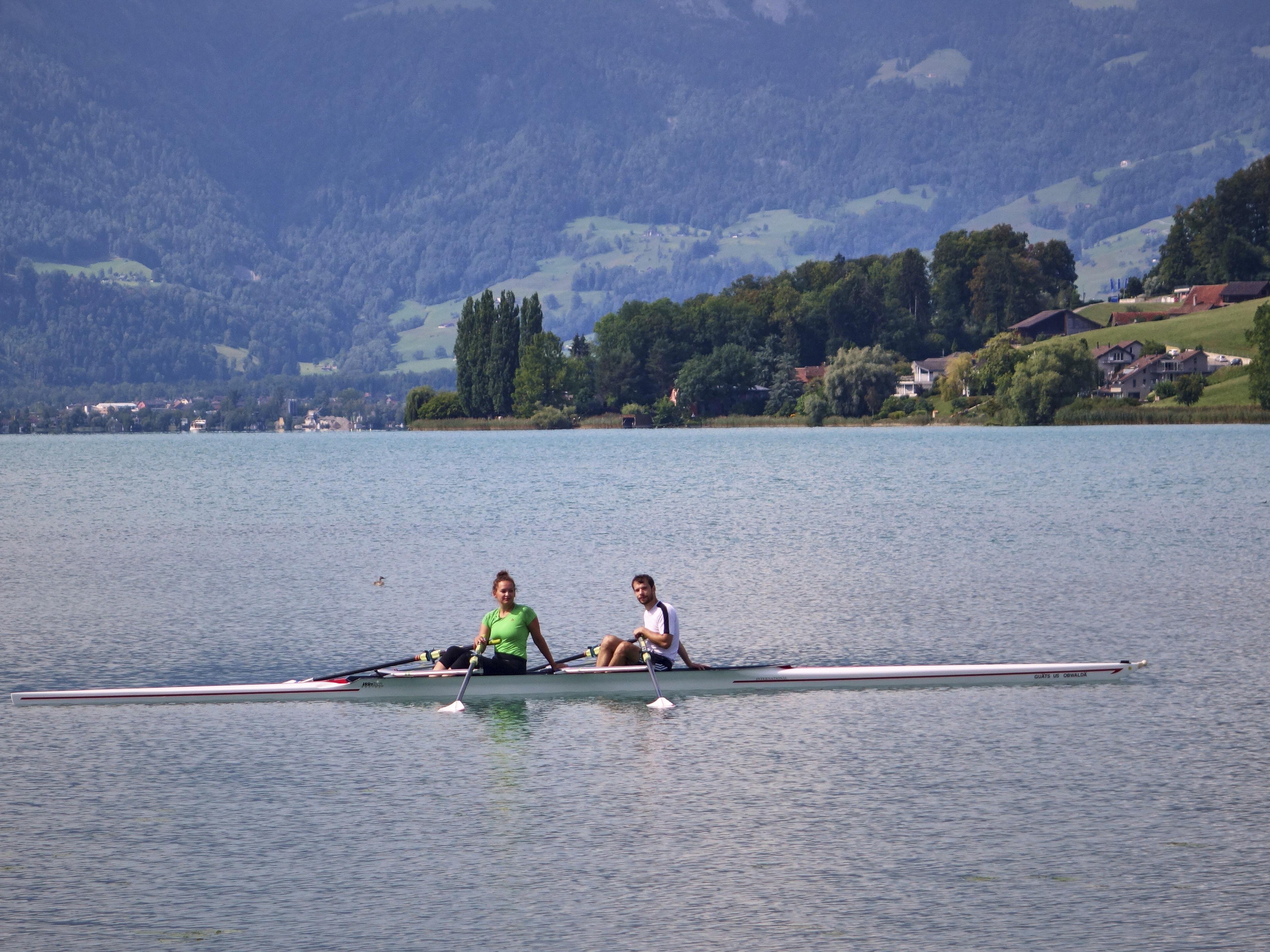 Sarner See - Zurück in Sarnen